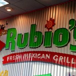 Rubio's for Dinner Tonight