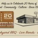 You're Invited: Memphis Cafe Backyard BBQ