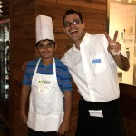 Family Fun at California Pizza Kitchen